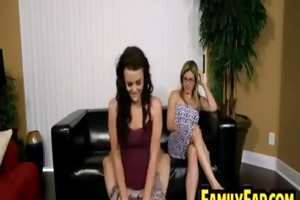 daughter in law acquires drilled