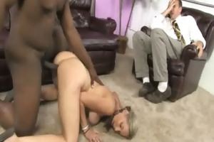 youthful daughter with wonderful gazoo screwed by
