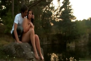 in nature daughter publicsex