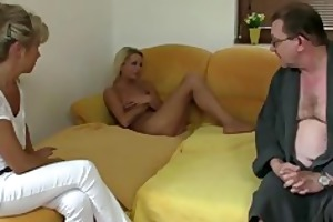 parents tempt and fuck sons girlfriend