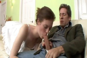 anna skye copulates her step daddy