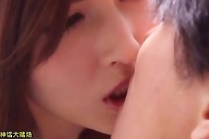 japanese angels seduce lubricous mother at