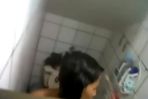 movie - wife sister baths hidden web camera spy