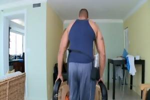 virgin explores 10-pounder & cum