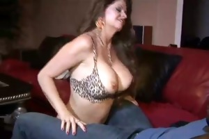 june summers teases then copulates a brother,