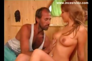 concupiscent daughter tempted her step father