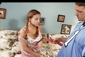 legal age teenager sister (gauge) receives to