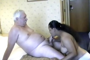 dad with indian sweethearts
