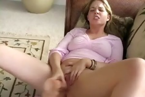 cucumber in her vagina