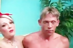 femdom cuckold acquires abused by candy monroe