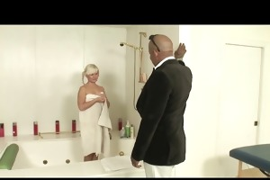 shane diesel massages and copulates blond legal