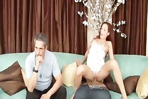 oh no! theres a negro in my daughter - scene 2 -