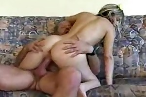 grand-dad gives creampie