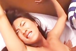 juvenile japanese daughter receive anal stuffed