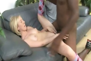 diminutive daughter copulates massive dark knob 27