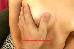 dilettante barbie pov blow job