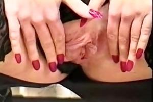 precious stripping lady