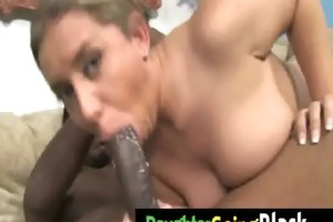 college doxy daughter group-fucked by a dark cock