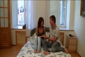 chap fucks his girlfriend