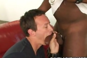 large schlong stud pounding threesome dilf wazoo