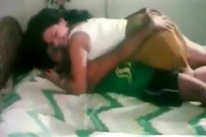 bro pressing sister gazoo and giving a kiss