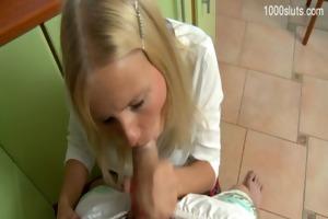 lustful daughter astonishing ejaculation