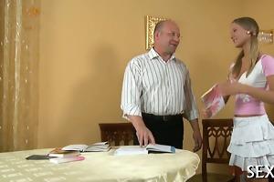 spunk flow lesson from elderly teacher