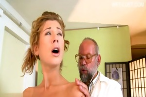 sexy daughter fastened and gagged