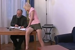 his juvenile wife is longing for hard rod
