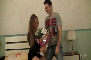st time audition for porn