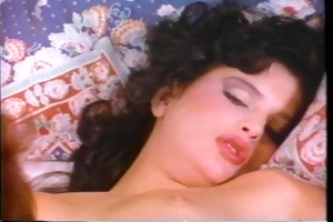 sleeping angel acquires a pearl necklace