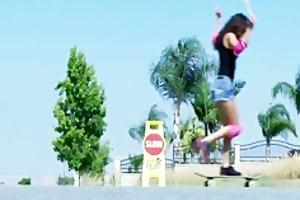 legal age teenager skater whore bonks her aged