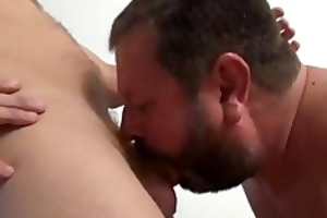 dad bear drilled by his paramour