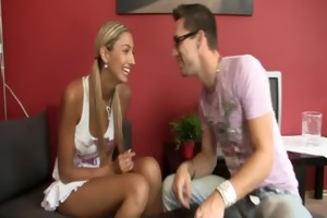 sweetheart gives him her cheating body