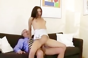 mature lad fucking younger cutie